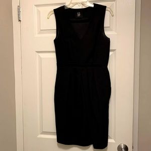 Barney's NY CO-OP Black Silk Dress | Size 2